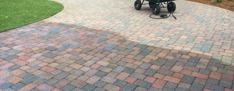 Miramar Beach Soft Wash Pressure Washing Services