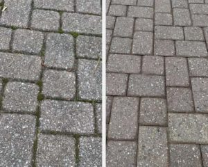 Paver Sealing Services