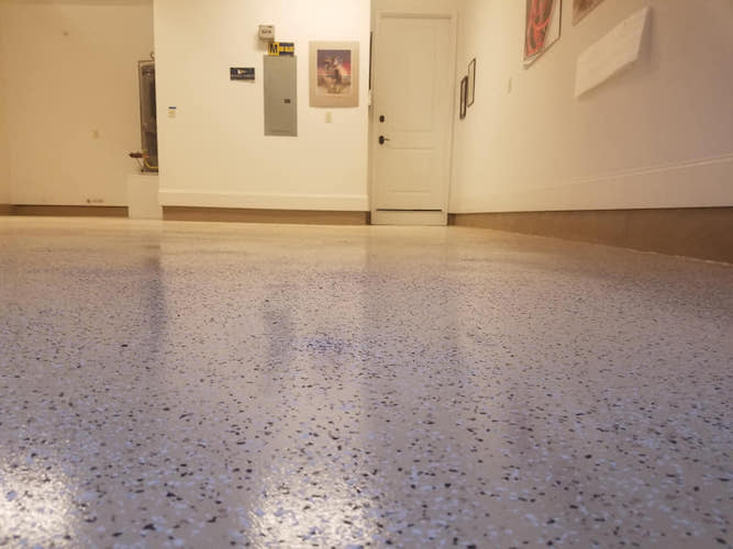Epxy Flooring