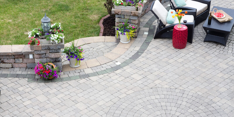 Why is it important to seal pavers
