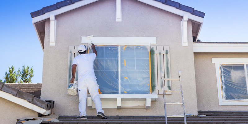 Why Exterior House Painting Should Be Done by Professionals