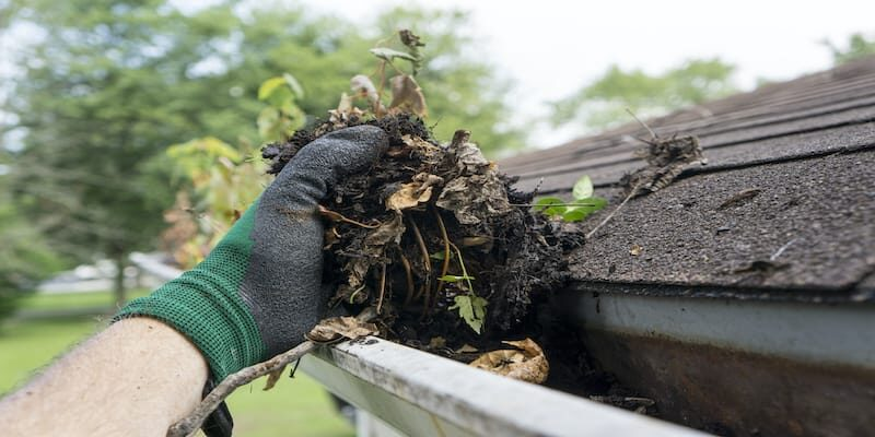 Gutter Cleaning tips to prepare for a storm