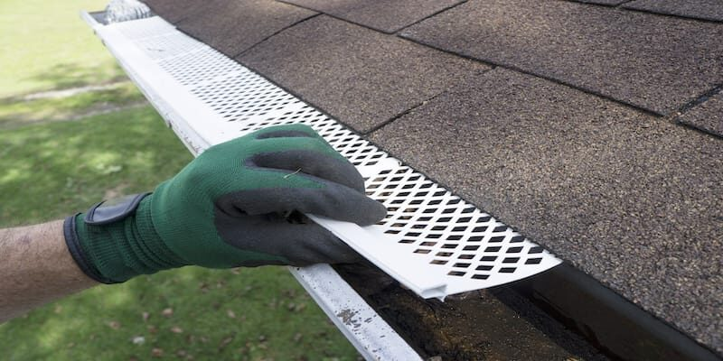 Do gutter guards eliminate the need for cleaning